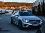 Mercedes Benz GLC foliering