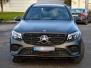 Mercedes Benz GLC foliert med diamond black metallic fra pwf