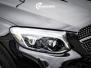 Mercedes Benz GLC foliert med  Lakkbeskyttelsesfilm