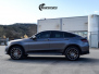 Mercedes-Benz GLC Helfoliert i Satin Dark Grey fra 3M