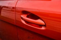 Mercedes-Benz GLE helfoliert i Ruby Red fra PWF (8 из 8)