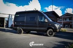Mercedes-Benz Sprinter camper concept Scandinano_