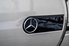 Mercedes G Class helfoliert i lakkbeskyttelsesfilm fra STEK-17