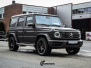 Mercedes G Class helfoliert med Matt Diamond Black fra PWF
