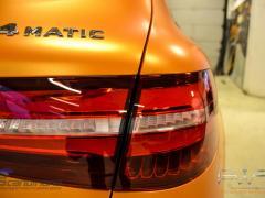 Mercedes GLC foliert i matt sunrise metallic-10