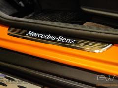 Mercedes GLC foliert i matt sunrise metallic-2