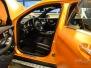 Mercedes GLC foliert med matt sunrise metallic