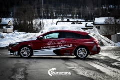 Mercedes CLA design foliert Scandinano_-10
