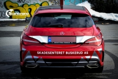 Mercedes CLA design foliert Scandinano_-4