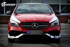 Mercedes CLA design foliert Scandinano_-7