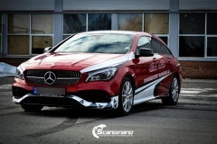 Mercedes CLA design foliert Scandinano_-8