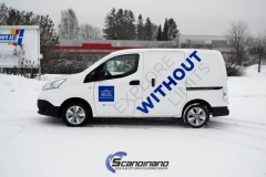 Nissan e-NV200 profilert med Arctic Trucks dekor.-0238