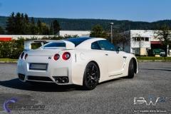Nissan gtr white diamant-7