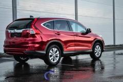 Ny-Honda-CRV-foliert-i-burgunderrød-krom-Scandinano_-2