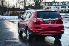 Ny-Honda-CRV-foliert-i-burgunderrød-krom-Scandinano_-3