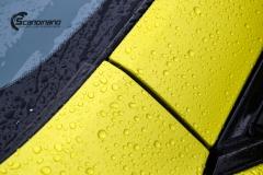 Nye Nissan X-TRAIL helfoliert i Matt Yellow Flash fra PWF-13