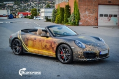 Porsche 911 Carrera DA VINCI Custom Edition-16
