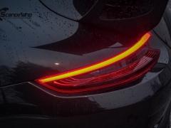 Porsche 911 GT3 RS helfoliert i lakkbeskyttelsesfilm fra STEK-14