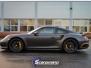 Porsche foliert med Grey and Yellow