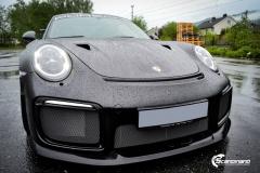 Porsche GT2 RS helfoliert med lakkbeskyttelsesfilm fra STEK (2 из 7)