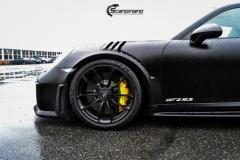 Porsche GT2 RS helfoliert med lakkbeskyttelsesfilm fra STEK (4 из 7)