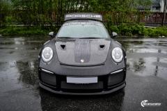 Porsche GT2 RS helfoliert med lakkbeskyttelsesfilm fra STEK (6 из 7)