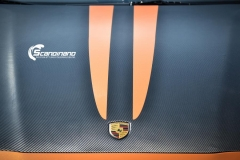 Porsche panamera foliert i orange Scandinano_-12 — копия