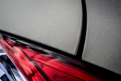 Porsche Panamera helfoliert med Matt Frozen Bronze fra Platinum Wrapping Film (11 из 20)