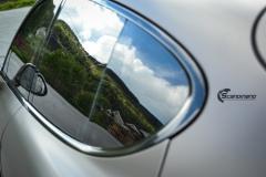 Porsche Panamera helfoliert med Matt Frozen Bronze fra Platinum Wrapping Film (12 из 20)