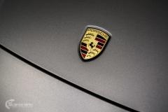 Porsche Panamera helfoliert med Matt Frozen Bronze fra Platinum Wrapping Film (18 из 20)