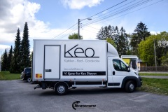 Profilering-av-Keo-Kjøkken-firmabil-1