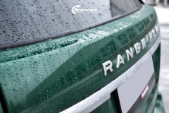 Range Rover helfoliert i Gloss Sapphire Metallic fra 3M-10