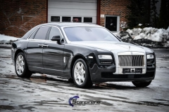 rolls royce ghost foliert black  Scandinano_-3