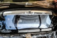 Rolls-Royce Wraith helfoliert med lakkbeskyttelsesfilm fra STEK-1