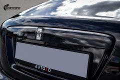 Rolls-Royce Wraith helfoliert med lakkbeskyttelsesfilm fra STEK-16
