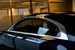 Rolls-Royce Wraith helfoliert med lakkbeskyttelsesfilm fra STEK-3