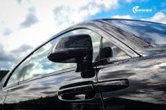 Rolls-Royce Wraith helfoliert med lakkbeskyttelsesfilm fra STEK-5