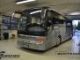 Setra Bus foliert med Lakkbeskyttelsesfilm