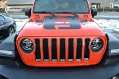 Sort matt klistremerker til Jeep® Wrangler RSA BIL Drammen-3