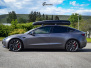 Tesla Model 3 helfoliert i Satin Dark Grey fra 3M