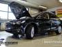 Tesla Model X foliert lakkbeskyttelsesfilm med matt fra HEXIS