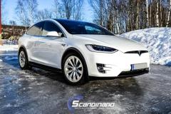 Tesla Model X helfoliert med lakkbeskyttelsesfilm (10 of 14)
