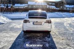 Tesla Model X helfoliert med lakkbeskyttelsesfilm (5 of 14)