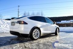 Tesla Model X helfoliert med lakkbeskyttelsesfilm (7 of 14)