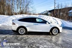 Tesla Model X helfoliert med lakkbeskyttelsesfilm (8 of 14)