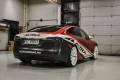 Tesla-Foliering-Altra-Dekor