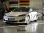 Tesla S foliering whait