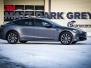 Tesla S foliert i Matt Dark Grey