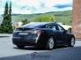 Tesla S model foliert med black brushed aluminim