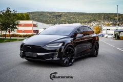 Tesla X Chrome delete , Styling, Solfilm Scandinano_-11